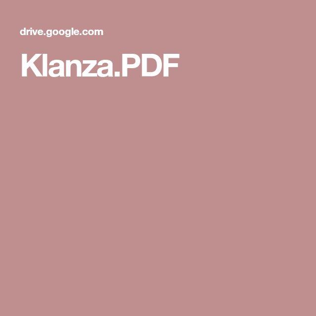 Klanza.PDF