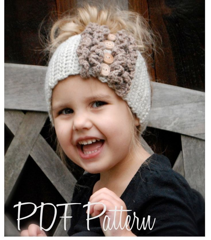 Free Patterns Crochet Head Warmers : 104 Best images about crochet - HEADBAND /EAR WARMER on ...