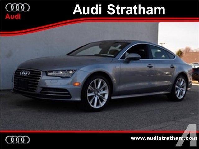 Audi Stratham