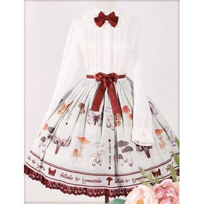 Ista Mori Phalloides&Lymantridac Skirt(Reservation)