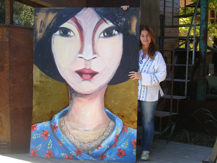 Ines Repetto Paints