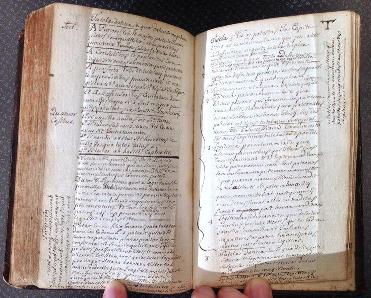 Vocabvlarivm ivrisprvdentiae romanae (1718)