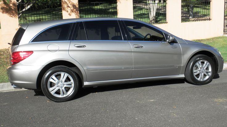 Mercedes R500 People Mover Seats 6 in total #CorporateCarsBrisbane #AirportTransfersBrisbane #LimousinesBrisbane