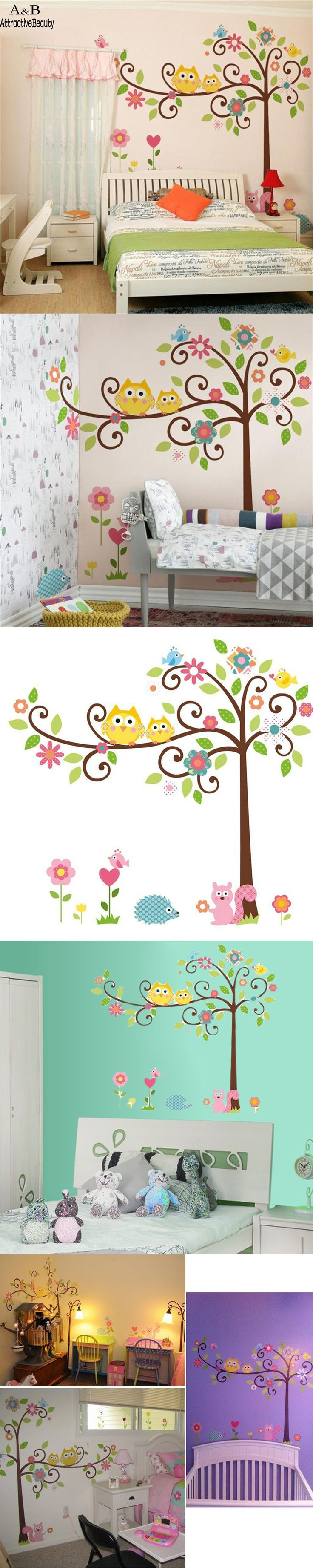 25+ unique Handmade wall stickers ideas on Pinterest   Tree mural ...