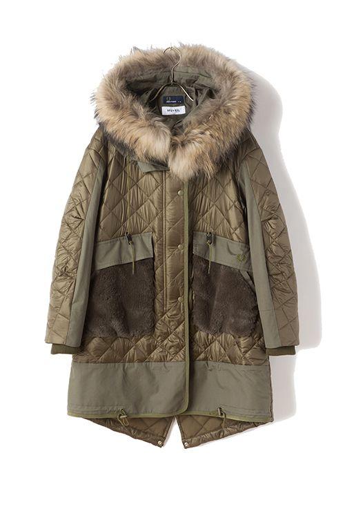フレッドペリー×ミュベール、カプセルコレクション登場 - モッズパーカやジャケット、ドレスなど | ニュース - ファッションプレス