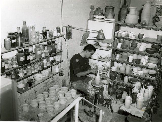 Jan van der Vaart, Den Haag, NL (1950s)