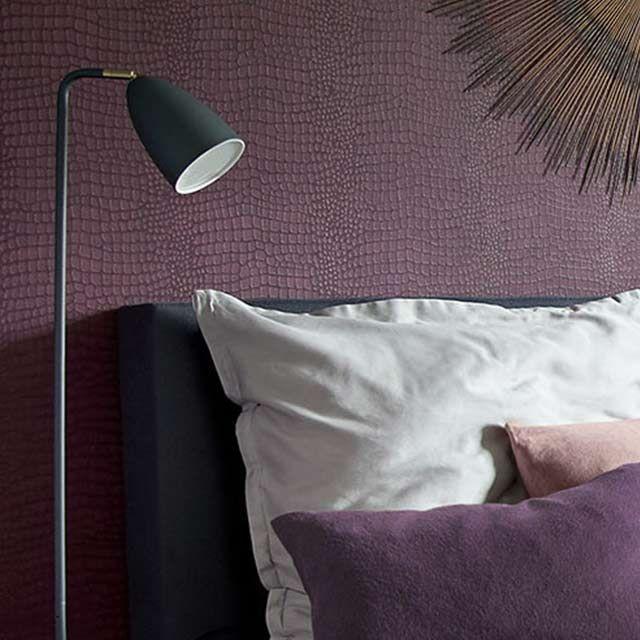 Rote Tapete Schlafzimmer : Schlafzimmer auf Pinterest Rote Schlafzimmer und Rote Bettw?sche