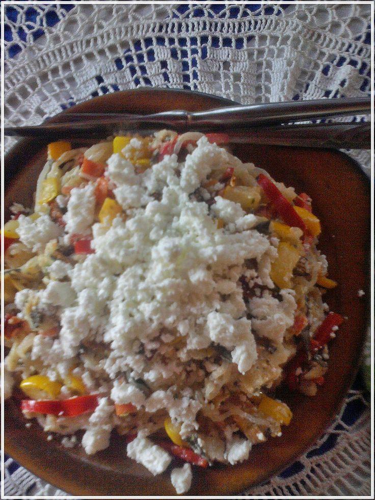 Paleo Cukkinis zöldséges tészta paleo | Klikk a képre a receptért!