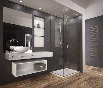 Oltre 1000 idee su box doccia su pinterest porte da doccia - Box doccia vetrocemento ...