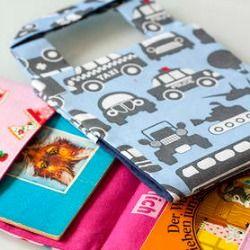 Handmade Gift Ideas: Book Bag for Kids | Craftster Blog
