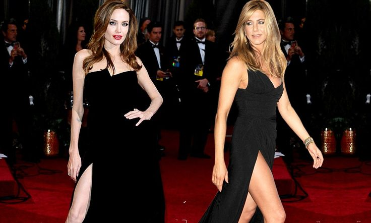 It seems Angelina Jolie and Jennifer Aniston have more in common than the same taste in men.