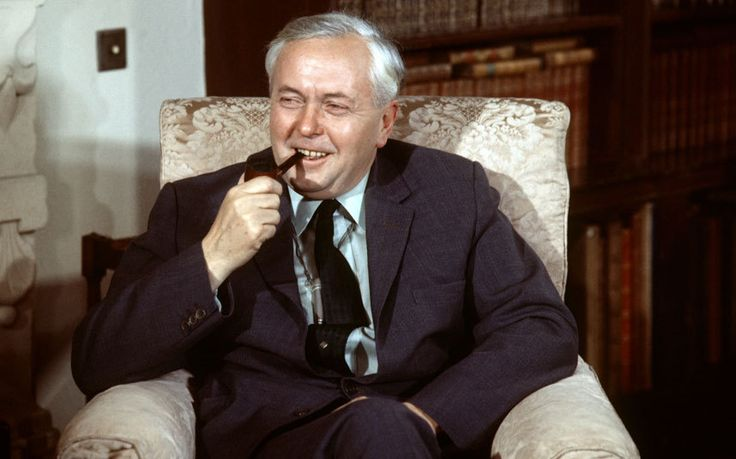 The 40th anniversary of Harold Wilson's last election victory offers a model   of how Labour can win votes in a time of profound political change.
