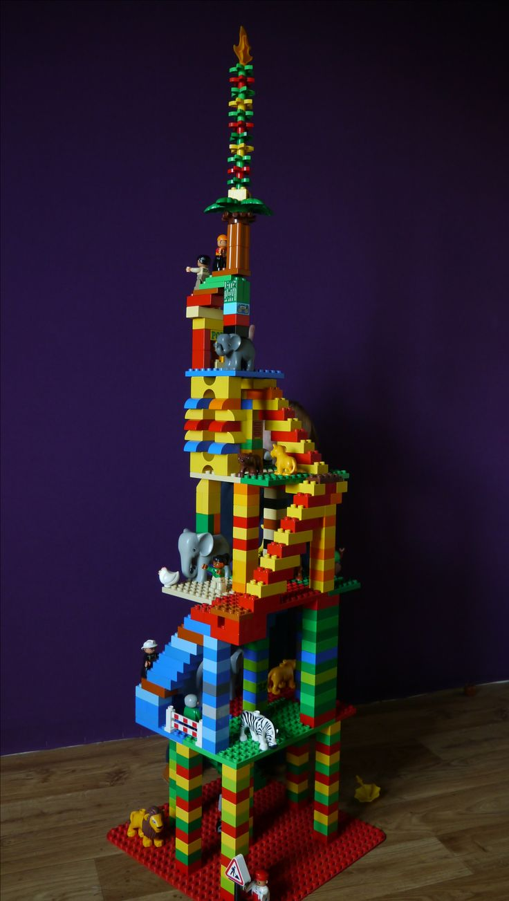 Insomnia Tower Design : Felix #Duplo #Lego #Building