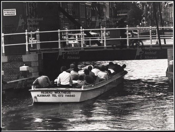 De waag bij de Rootorenbrug. 1983