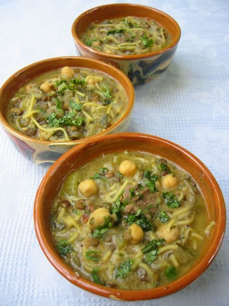 Moroccan recipes...maybe these won't make me sick haha