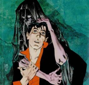 Dylan Dog, la Morte, Cagliostro, Groucho, Xabaras, Goblin, Morgana, Sergio…