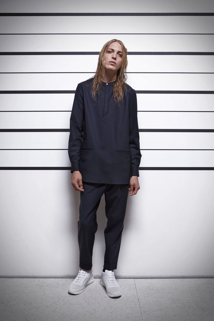 Public School Spring 2016 Menswear - Collection - Gallery - Style.com