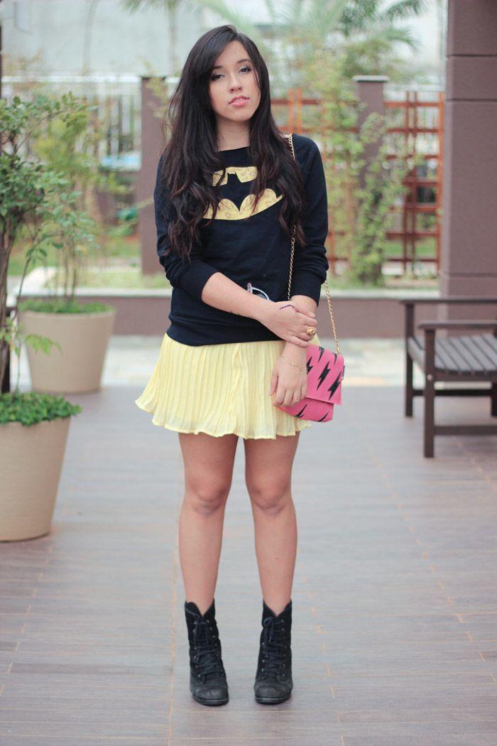 Depois dos Quinze | Bruna VieiraLook: moletom Le Bat