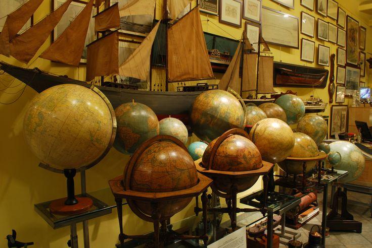 Panoramica Galleria ANTIK Arte e Scienza