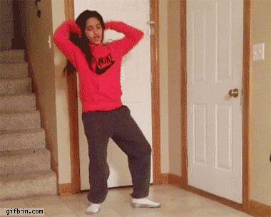 Dancers should always be aware of their surroundings | 21 Of The Worst Dance Fails Ever