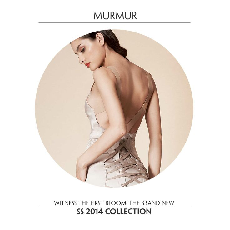 Spring is right around the corner and so is our Spring-Summer 2014 Murmur collection.  #murmur #teaser  Meanwhile, shop -30% sales> http://www.murmurstore.com/