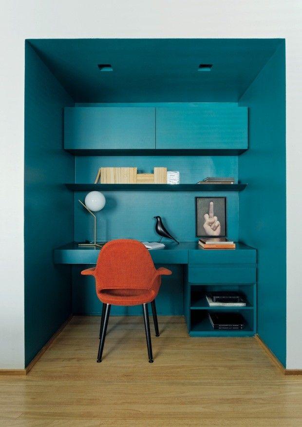 Best 12 Escritório / Home Office ideas on Pinterest | Home office ...