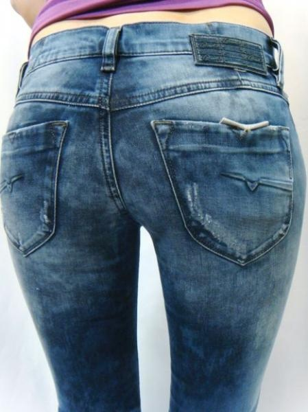 Diesel Brand Womens Stretch Vintage Jeans Livy 8QY | eBay