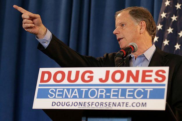 Doug Jones Has Been Certified The Winner Of The Alabama Senate Race