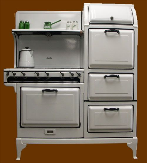 71 Best Images About Vintage Stoves On Pinterest