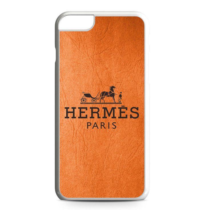Hermes Paris iPhone 6 Plus Case