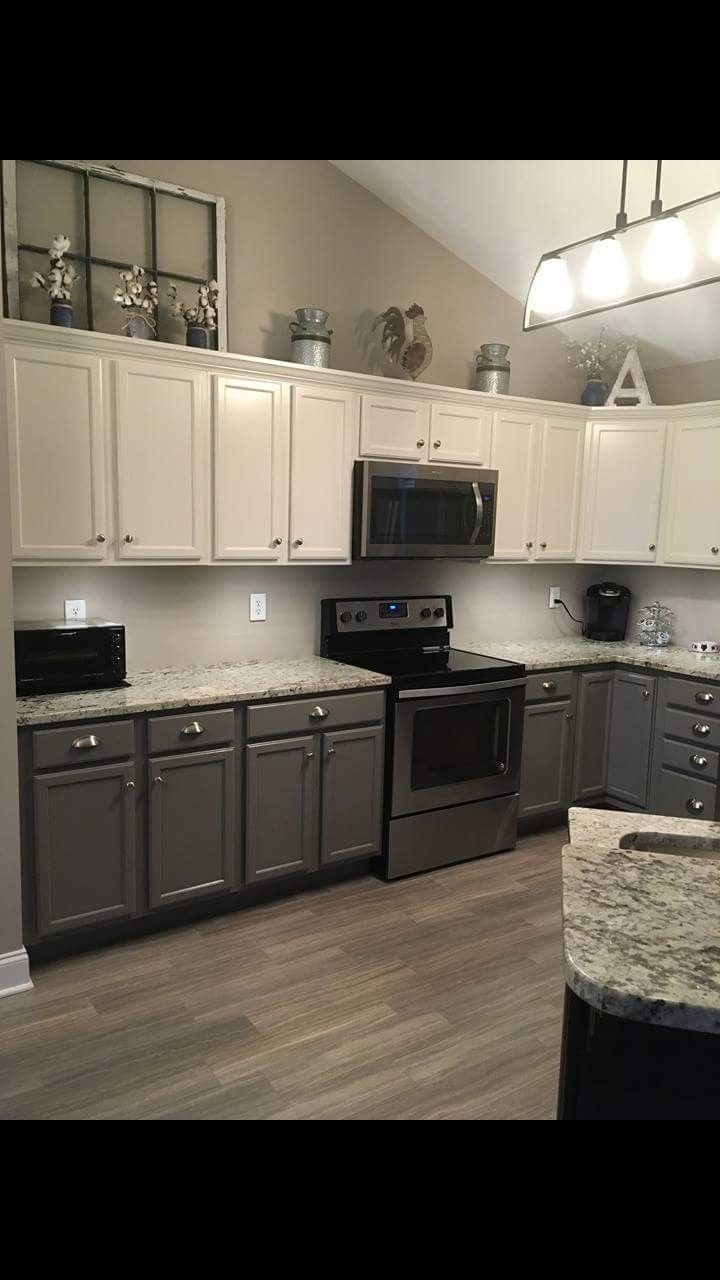 Kendall Charcoal Cabinets Kitchen Kitchen Cabinets Home Decor