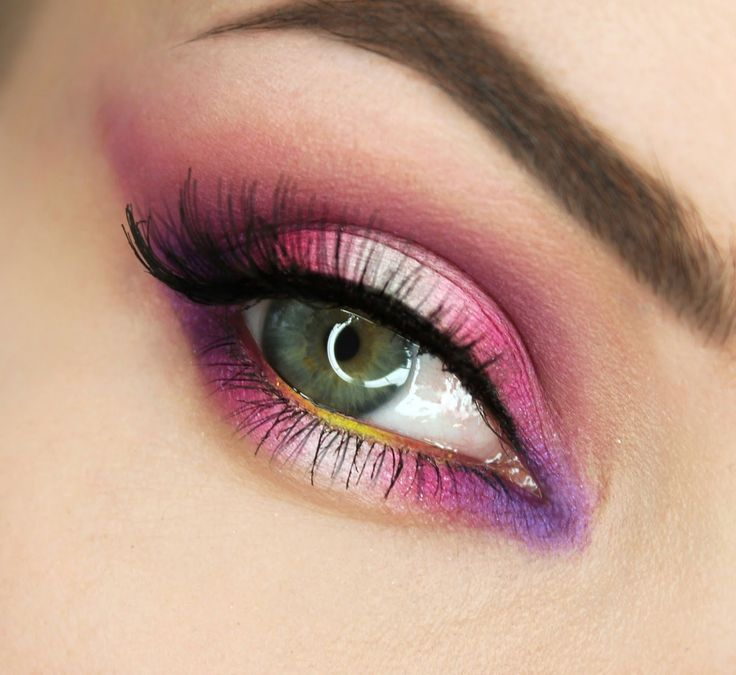 Wiktoria Gajewska: Eat Sleep Makeup Repeat Palette von Makeup Revolution   – Beautiful Eye-Makups