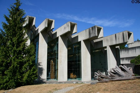 Museum of Anthropology - UBC