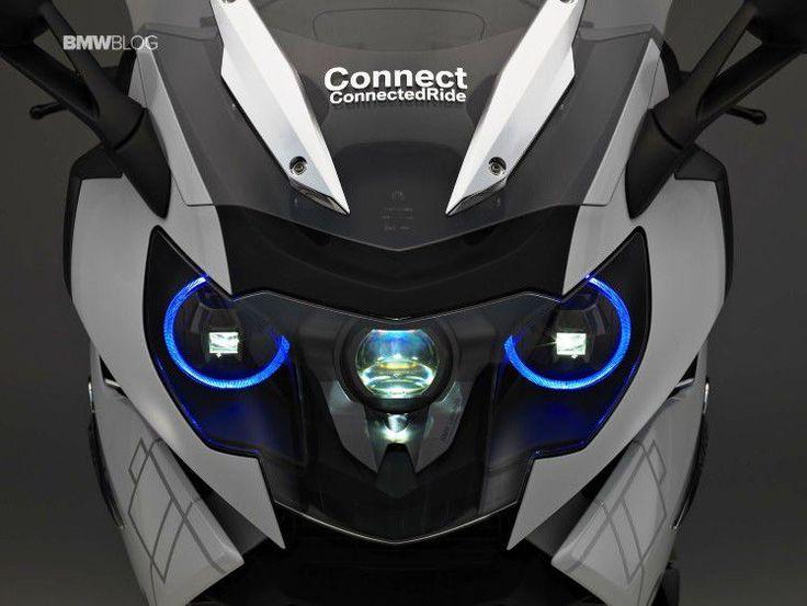 BMW predstavilo laserové svetlo pre motocykle - Fotogaléria - Auto - Pravda.sk