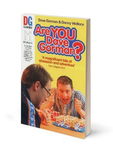 are you dave gorman? - non-fiction. (unread)