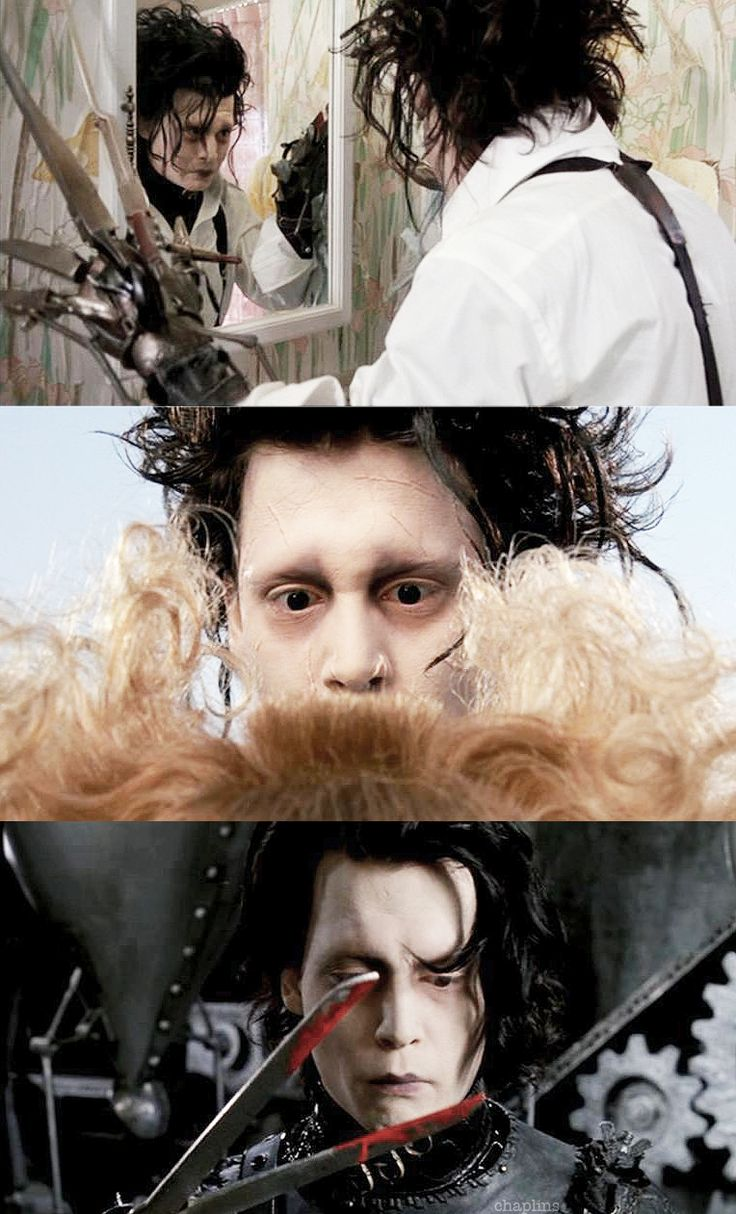 edward scissorhands character essay The story of edward scissorhands was intended to be much more than your average  edward is portrayed to the viewer as a horrific and evil character,.