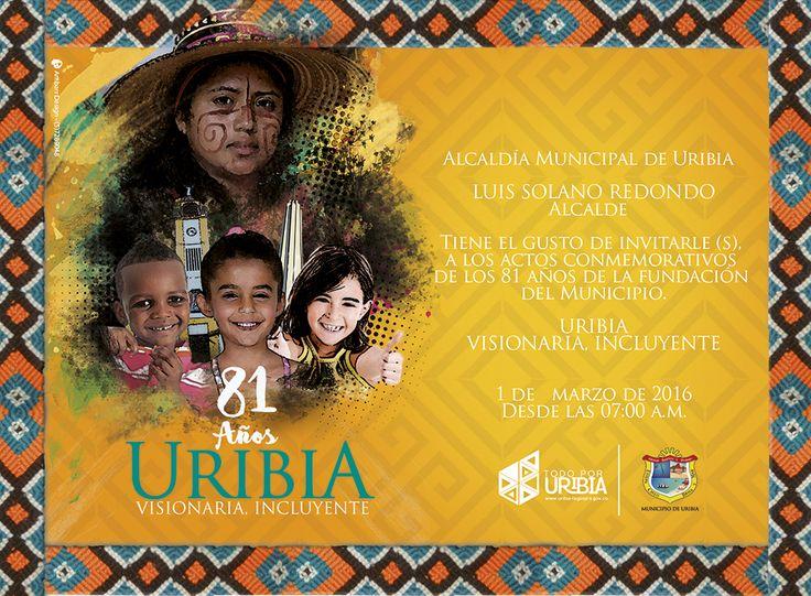Uribia (La Guajira) conmemorará el 1 de marzo 81 años de su fundación « La Noche del Arco Iris