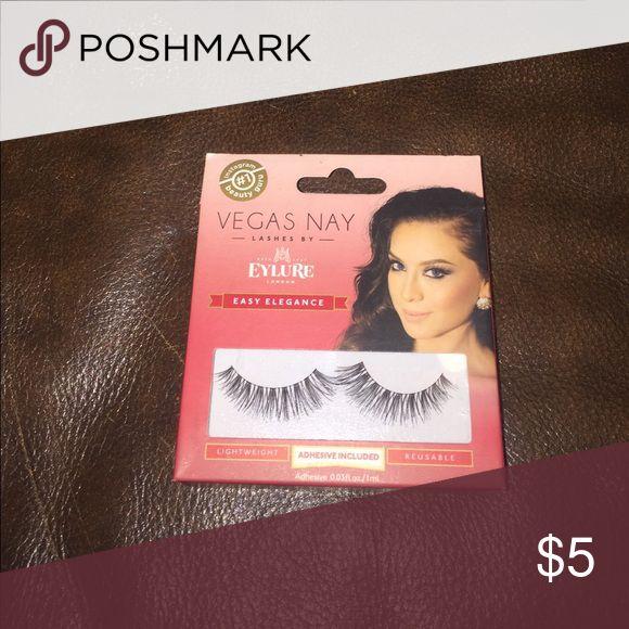 Vegas Nay Eyelure Lashes Vegas Nay lashes by Eyelure London - Easy Elegance eyelure Makeup False Eyelashes