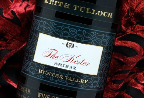 Keith Tulloch Wine - The Kester Shiraz - classic Hunter Valley from 80 year old vines