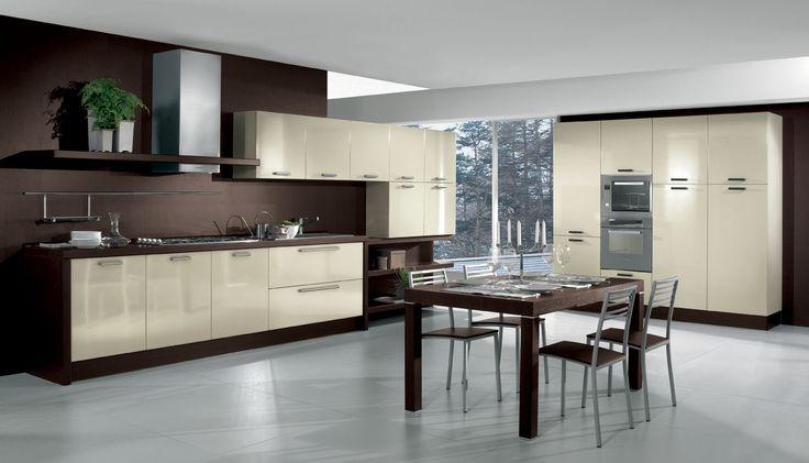 Cucina Nuvola Verona - L'ambiente cucina è diventato uno degli spazi della casa più ricercato e  personalizzato. Con il progetto Nuvola, si riscopre l'importanza della   vivibilità e della funzionalità di questo luogo e il piacere di renderlo  unico.  #kitchen #mobili #arredamento #design