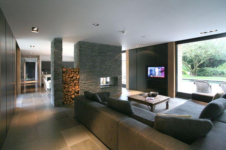Caminetti Moderni Centrali : 215 besten camini design bilder auf pinterest