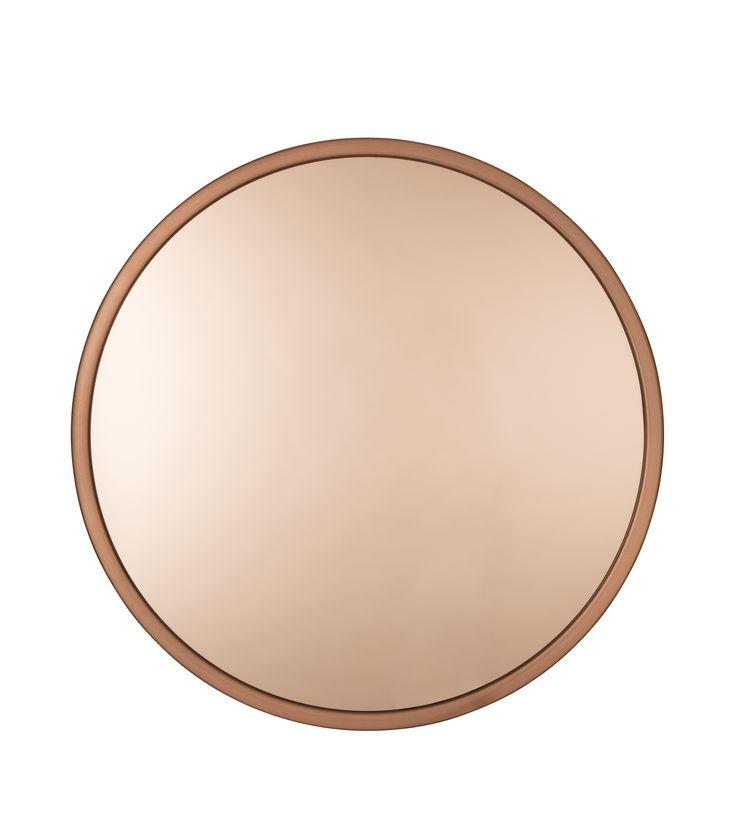 Bandit mirror - Copper #mirror#miroir#spiegel#spiegel