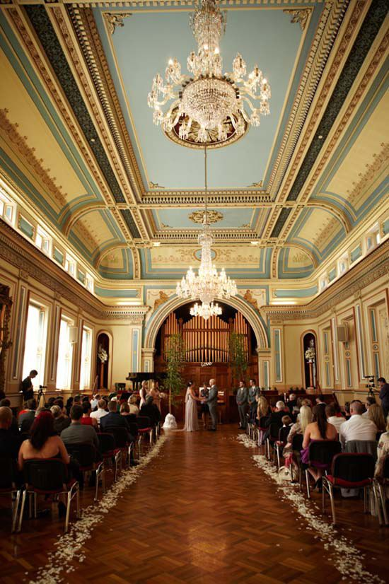 Johanna and James wedding Hobart Town Hall Tasmania by Anthea Auld  Photography as seen on The Significant Space/Polka Dot Bride