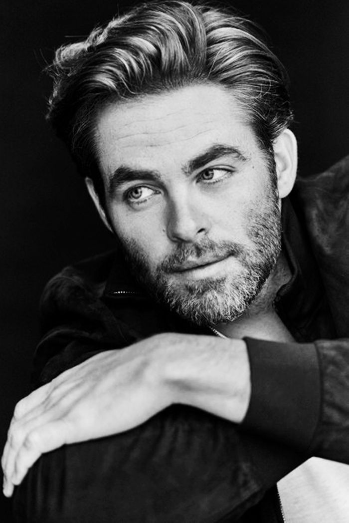Chris Pine On The Set Of One Day She Ll Darken: 17 Best Images About Bearded Chris Pine On Pinterest