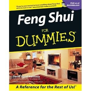 Feng Shui For Dummies By David Daniel Kennedy Paperback)