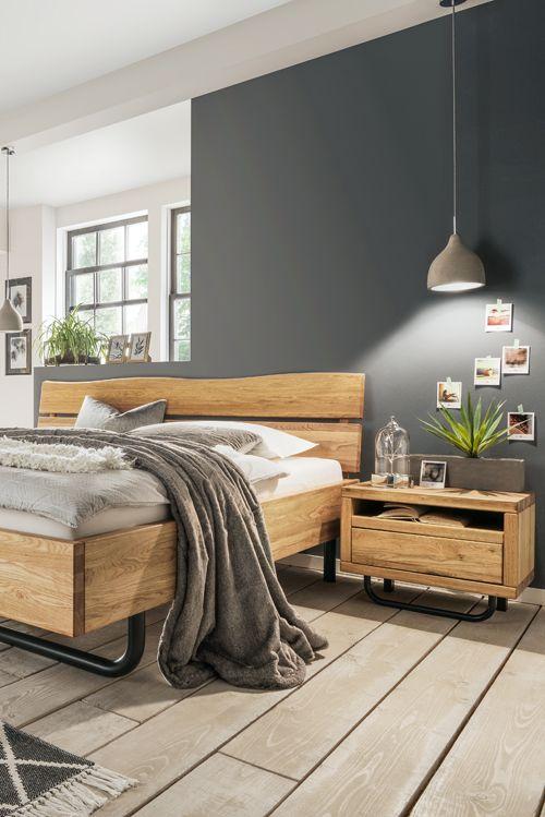 Die besten 25+ Bett massivholz Ideen auf Pinterest - schlafzimmer aus massivholz