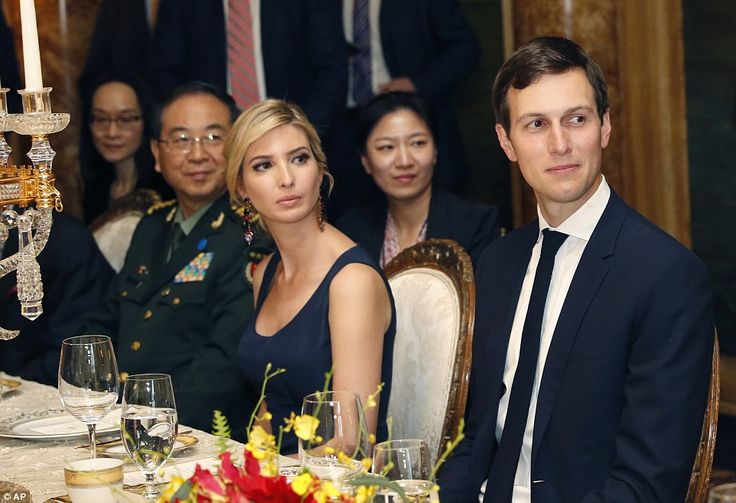Jared Kushner, who flew to Iraq as the guest of Marine General Joseph Dunford, chairman of...