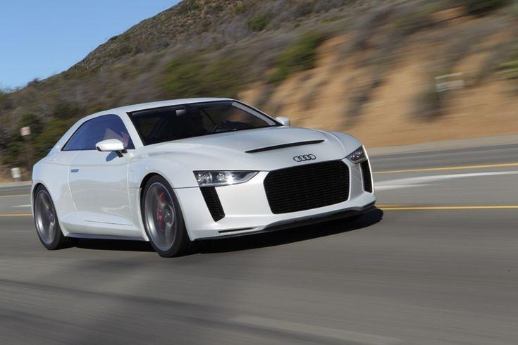 Audi Quattro wordt crossover