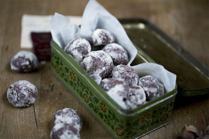 Best spiced chocolate cookies recipe | LOOK WHAT I MADE ...