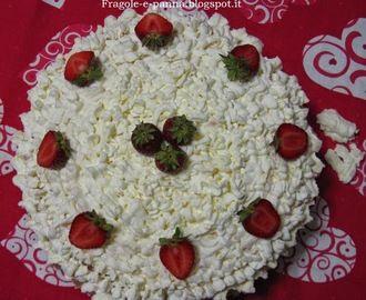 Red Velvet cake,ovvero la  torta di velluto rosso